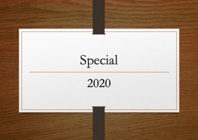 2020 Special